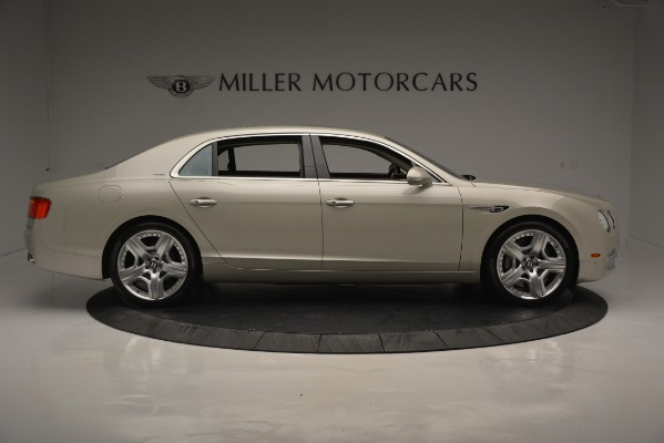 Used 2014 Bentley Flying Spur W12 for sale Sold at Alfa Romeo of Greenwich in Greenwich CT 06830 9