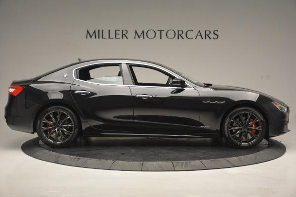 New 2019 Maserati Ghibli S Q4 GranSport for sale Sold at Alfa Romeo of Greenwich in Greenwich CT 06830 9