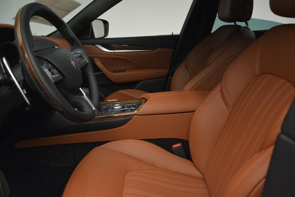 Used 2019 Maserati Levante Q4 GranLusso for sale Sold at Alfa Romeo of Greenwich in Greenwich CT 06830 14