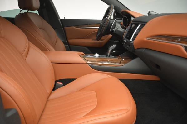 Used 2019 Maserati Levante Q4 GranLusso for sale Sold at Alfa Romeo of Greenwich in Greenwich CT 06830 21