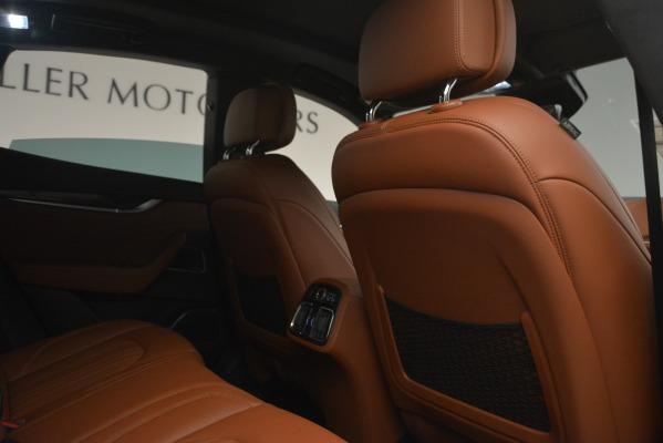 Used 2019 Maserati Levante Q4 GranLusso for sale Sold at Alfa Romeo of Greenwich in Greenwich CT 06830 23
