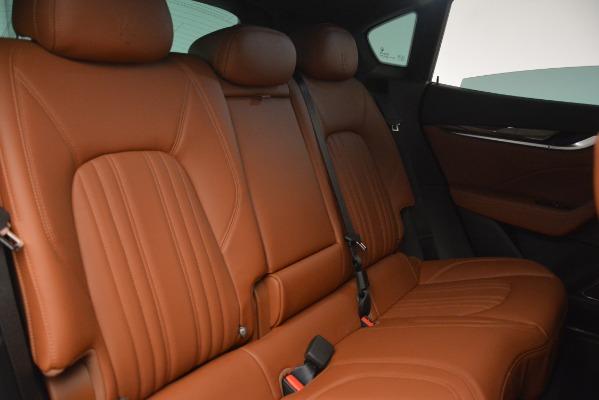 Used 2019 Maserati Levante Q4 GranLusso for sale Sold at Alfa Romeo of Greenwich in Greenwich CT 06830 25
