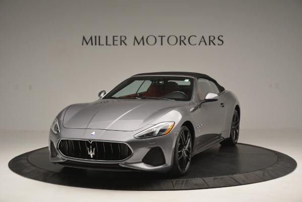 Used 2018 Maserati GranTurismo Sport for sale $102,900 at Alfa Romeo of Greenwich in Greenwich CT 06830 10