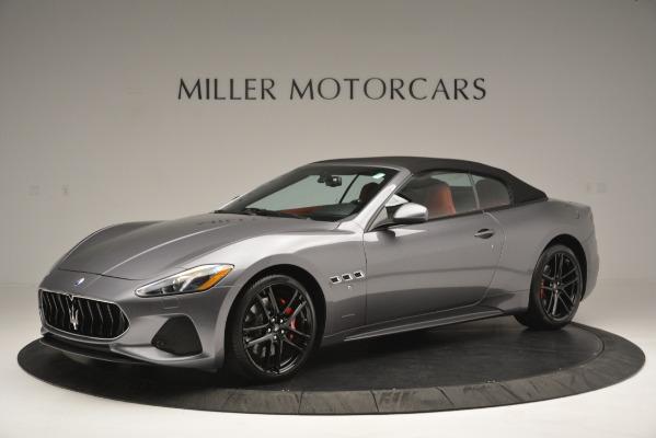 Used 2018 Maserati GranTurismo Sport for sale $102,900 at Alfa Romeo of Greenwich in Greenwich CT 06830 12