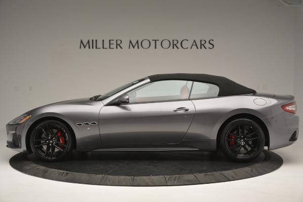 Used 2018 Maserati GranTurismo Sport for sale $102,900 at Alfa Romeo of Greenwich in Greenwich CT 06830 13