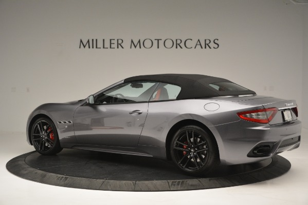 Used 2018 Maserati GranTurismo Sport for sale $102,900 at Alfa Romeo of Greenwich in Greenwich CT 06830 14