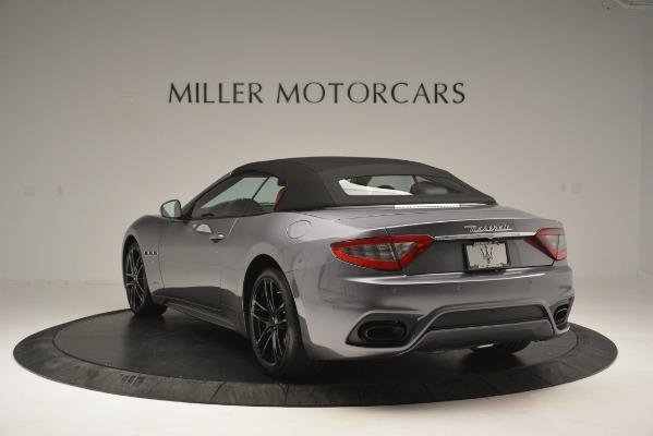 Used 2018 Maserati GranTurismo Sport for sale $102,900 at Alfa Romeo of Greenwich in Greenwich CT 06830 15
