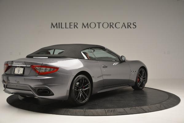 Used 2018 Maserati GranTurismo Sport for sale $102,900 at Alfa Romeo of Greenwich in Greenwich CT 06830 17