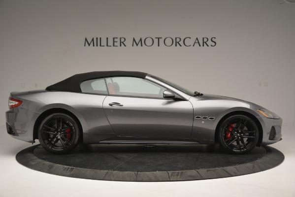 Used 2018 Maserati GranTurismo Sport for sale $102,900 at Alfa Romeo of Greenwich in Greenwich CT 06830 18
