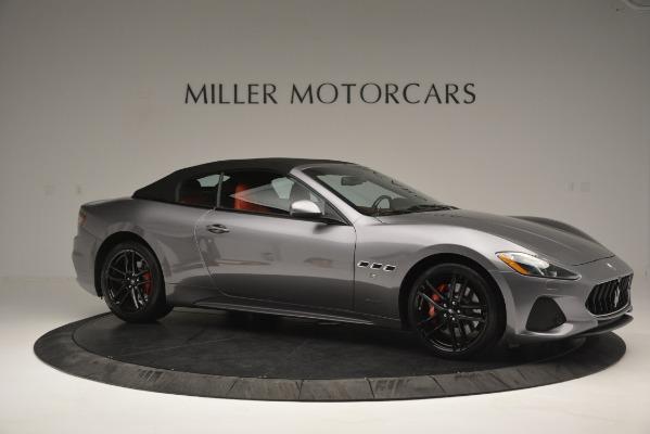 Used 2018 Maserati GranTurismo Sport for sale $102,900 at Alfa Romeo of Greenwich in Greenwich CT 06830 19