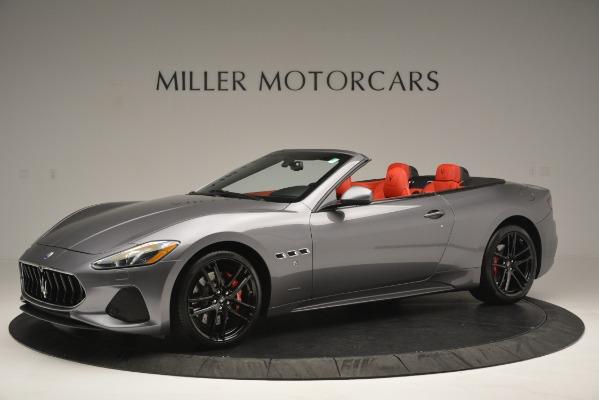 Used 2018 Maserati GranTurismo Sport for sale $102,900 at Alfa Romeo of Greenwich in Greenwich CT 06830 2