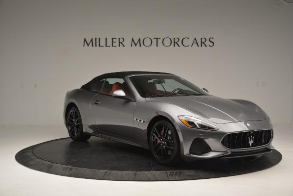 Used 2018 Maserati GranTurismo Sport for sale $102,900 at Alfa Romeo of Greenwich in Greenwich CT 06830 20