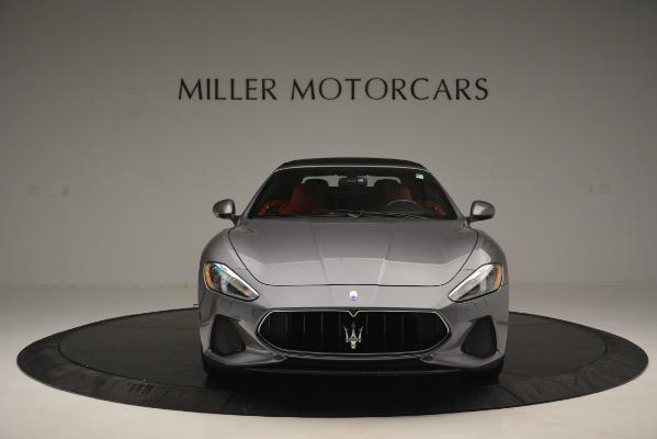 Used 2018 Maserati GranTurismo Sport for sale $102,900 at Alfa Romeo of Greenwich in Greenwich CT 06830 21