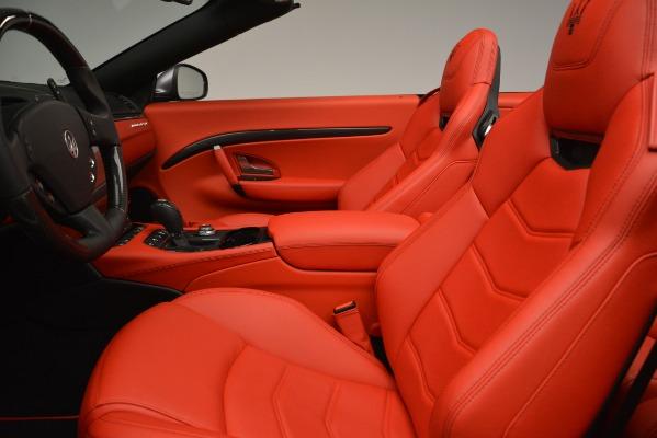 Used 2018 Maserati GranTurismo Sport for sale $102,900 at Alfa Romeo of Greenwich in Greenwich CT 06830 23