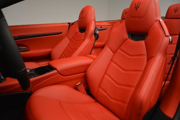 Used 2018 Maserati GranTurismo Sport for sale $102,900 at Alfa Romeo of Greenwich in Greenwich CT 06830 24
