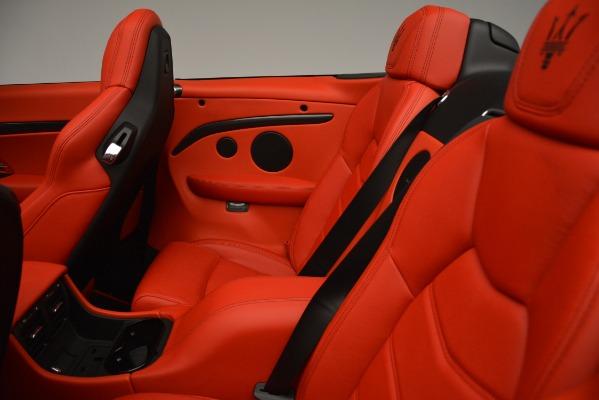 Used 2018 Maserati GranTurismo Sport for sale $102,900 at Alfa Romeo of Greenwich in Greenwich CT 06830 26
