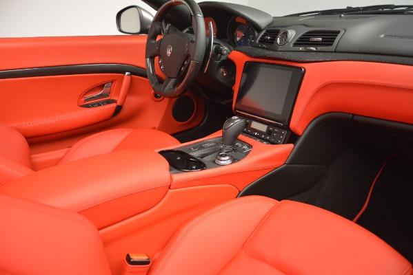 Used 2018 Maserati GranTurismo Sport for sale $102,900 at Alfa Romeo of Greenwich in Greenwich CT 06830 28