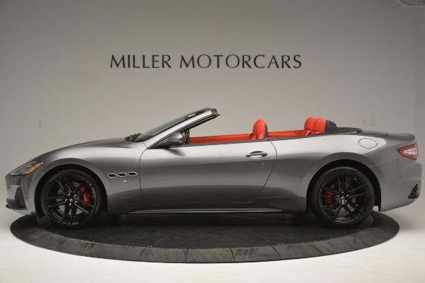 Used 2018 Maserati GranTurismo Sport for sale $102,900 at Alfa Romeo of Greenwich in Greenwich CT 06830 3