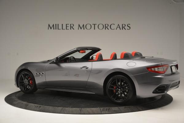 Used 2018 Maserati GranTurismo Sport for sale $102,900 at Alfa Romeo of Greenwich in Greenwich CT 06830 4