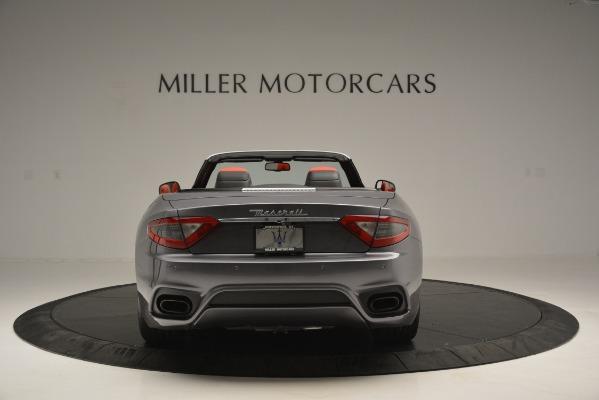 Used 2018 Maserati GranTurismo Sport for sale $102,900 at Alfa Romeo of Greenwich in Greenwich CT 06830 5