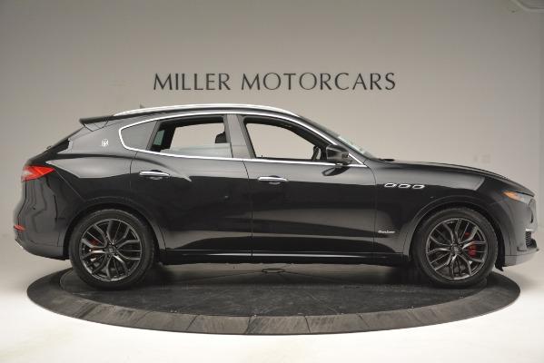 New 2019 Maserati Levante Q4 GranLusso for sale Sold at Alfa Romeo of Greenwich in Greenwich CT 06830 10