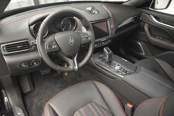 New 2019 Maserati Levante Q4 GranLusso for sale Sold at Alfa Romeo of Greenwich in Greenwich CT 06830 15