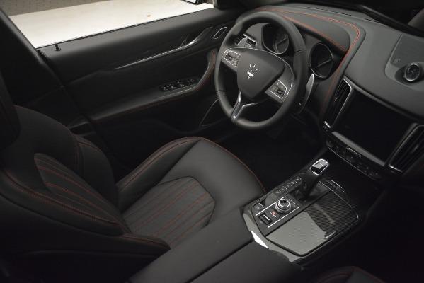 New 2019 Maserati Levante Q4 GranLusso for sale Sold at Alfa Romeo of Greenwich in Greenwich CT 06830 19