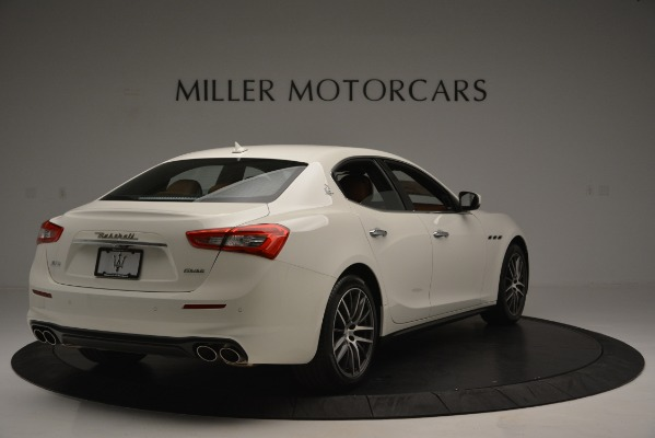New 2019 Maserati Ghibli S Q4 for sale Sold at Alfa Romeo of Greenwich in Greenwich CT 06830 6