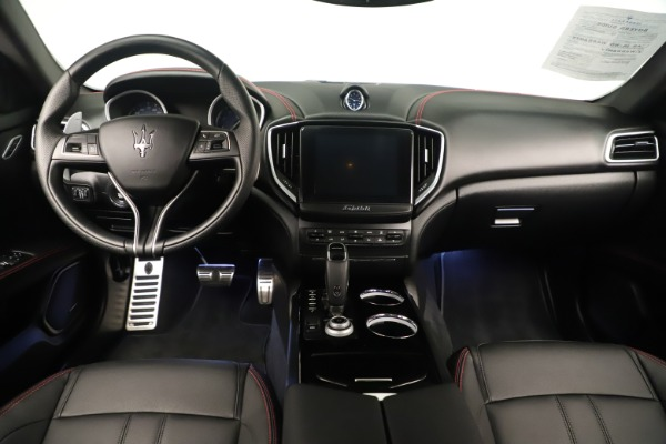New 2019 Maserati Ghibli S Q4 GranSport for sale Sold at Alfa Romeo of Greenwich in Greenwich CT 06830 16