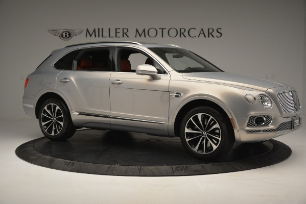 Used 2017 Bentley Bentayga W12 for sale Sold at Alfa Romeo of Greenwich in Greenwich CT 06830 10