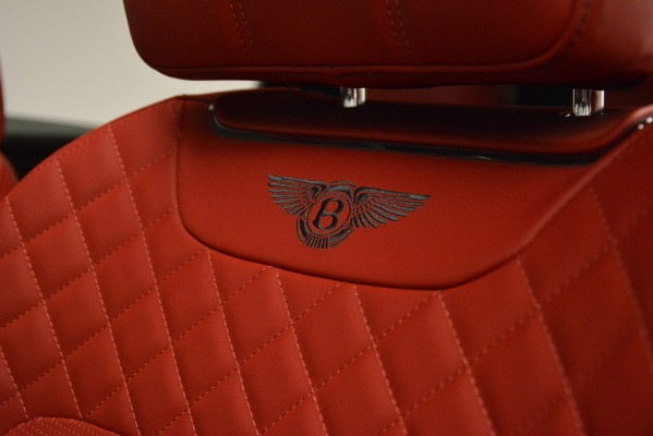 Used 2017 Bentley Bentayga W12 for sale Sold at Alfa Romeo of Greenwich in Greenwich CT 06830 22
