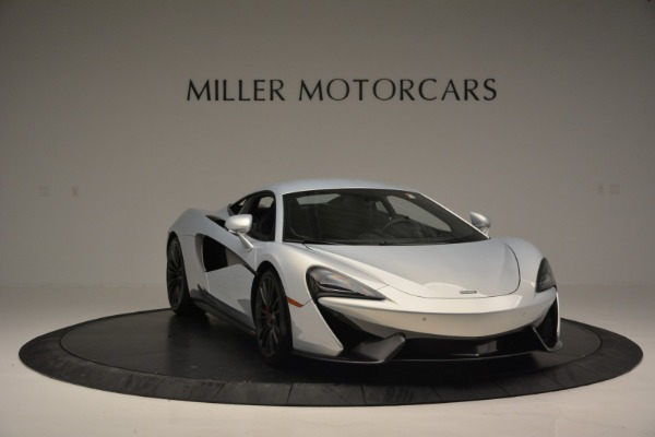 Used 2017 McLaren 570S for sale $149,900 at Alfa Romeo of Greenwich in Greenwich CT 06830 11