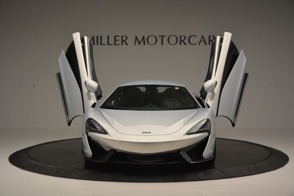Used 2017 McLaren 570S Coupe for sale Sold at Alfa Romeo of Greenwich in Greenwich CT 06830 13