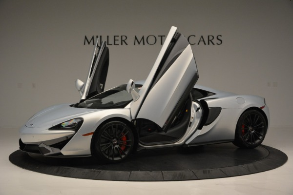 Used 2017 McLaren 570S Coupe for sale Sold at Alfa Romeo of Greenwich in Greenwich CT 06830 14