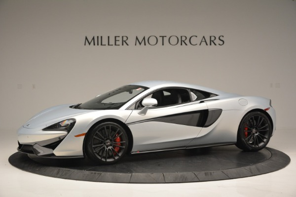 Used 2017 McLaren 570S Coupe for sale Sold at Alfa Romeo of Greenwich in Greenwich CT 06830 2