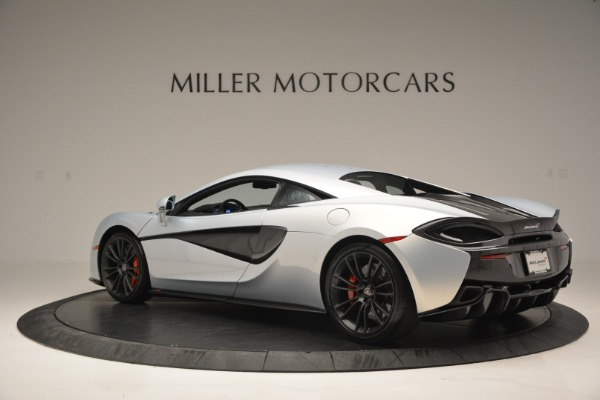 Used 2017 McLaren 570S Coupe for sale Sold at Alfa Romeo of Greenwich in Greenwich CT 06830 4