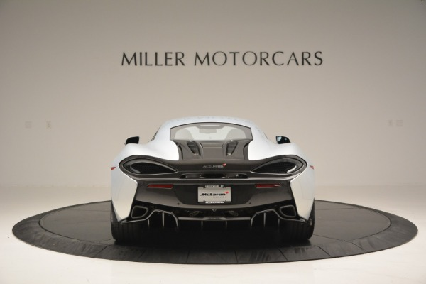 Used 2017 McLaren 570S for sale $149,900 at Alfa Romeo of Greenwich in Greenwich CT 06830 6