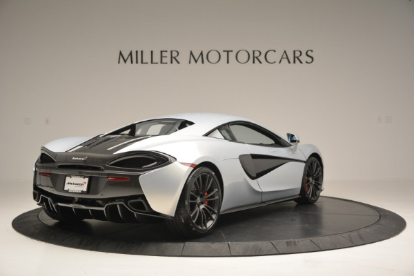 Used 2017 McLaren 570S for sale $149,900 at Alfa Romeo of Greenwich in Greenwich CT 06830 7