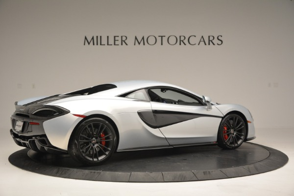 Used 2017 McLaren 570S Coupe for sale Sold at Alfa Romeo of Greenwich in Greenwich CT 06830 8