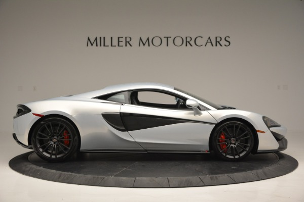 Used 2017 McLaren 570S for sale $149,900 at Alfa Romeo of Greenwich in Greenwich CT 06830 9