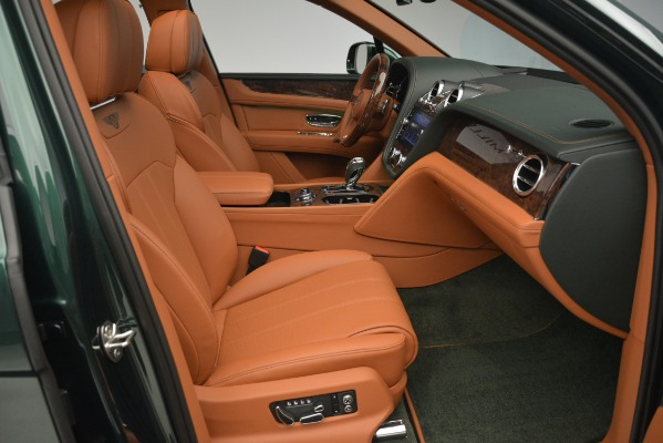 New 2019 Bentley Bentayga V8 for sale Sold at Alfa Romeo of Greenwich in Greenwich CT 06830 28