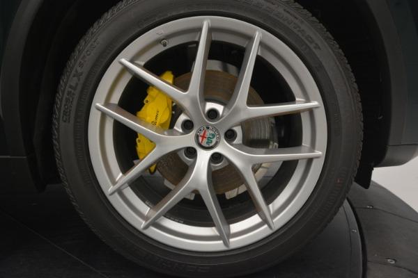 New 2019 Alfa Romeo Stelvio Ti Sport Q4 for sale Sold at Alfa Romeo of Greenwich in Greenwich CT 06830 26