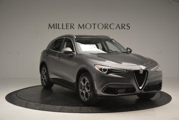 New 2019 Alfa Romeo Stelvio Q4 for sale Sold at Alfa Romeo of Greenwich in Greenwich CT 06830 15