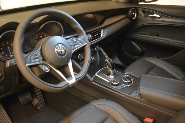 New 2019 Alfa Romeo Stelvio Q4 for sale Sold at Alfa Romeo of Greenwich in Greenwich CT 06830 17