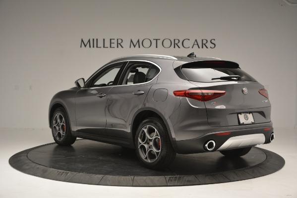 New 2019 Alfa Romeo Stelvio Q4 for sale Sold at Alfa Romeo of Greenwich in Greenwich CT 06830 6