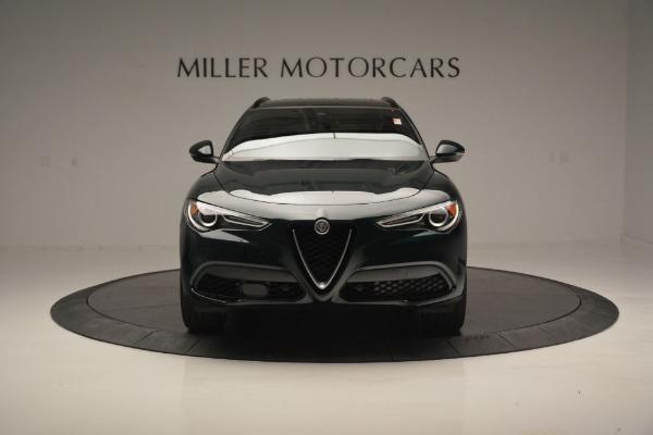 New 2019 Alfa Romeo Stelvio Sport Q4 for sale Sold at Alfa Romeo of Greenwich in Greenwich CT 06830 13