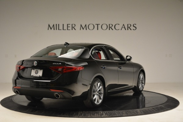 New 2019 Alfa Romeo Giulia Q4 for sale Sold at Alfa Romeo of Greenwich in Greenwich CT 06830 7