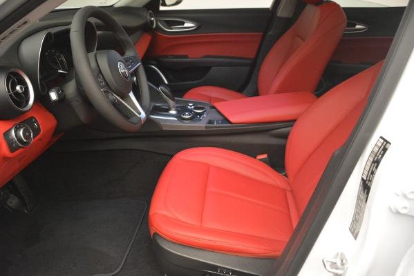 New 2019 Alfa Romeo Giulia Ti Q4 for sale Sold at Alfa Romeo of Greenwich in Greenwich CT 06830 14