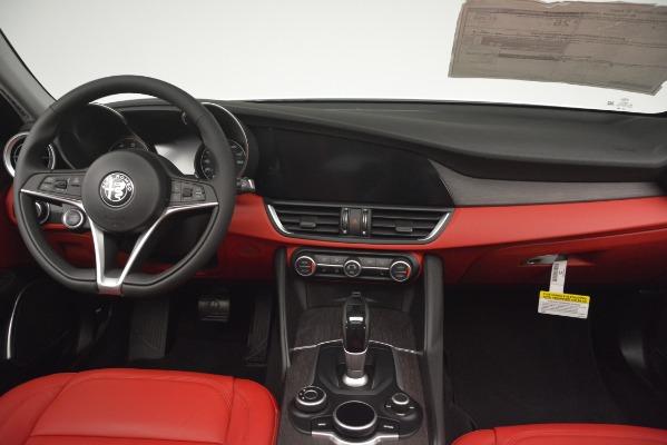 New 2019 Alfa Romeo Giulia Ti Q4 for sale Sold at Alfa Romeo of Greenwich in Greenwich CT 06830 17