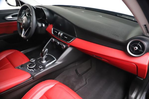 New 2019 Alfa Romeo Giulia Q4 for sale Sold at Alfa Romeo of Greenwich in Greenwich CT 06830 21